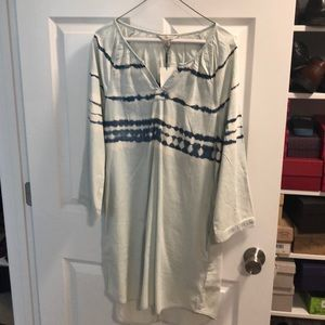 Denim Tye Dye CK Dress